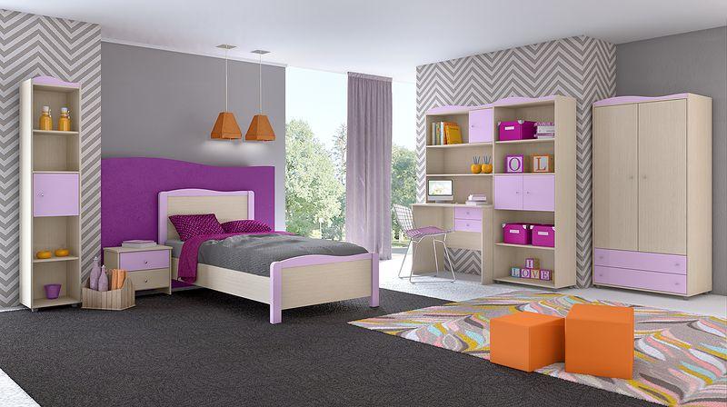 Paidika type 1 bed