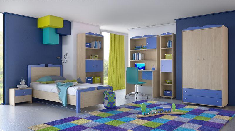 Paidika type 2 bed
