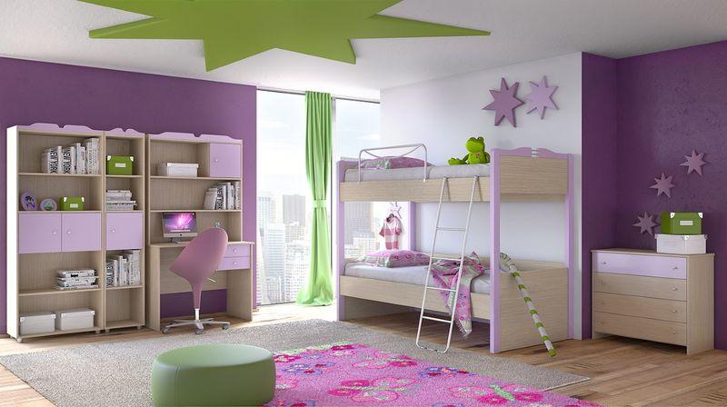 Paidika type 2 bunk bed Medium